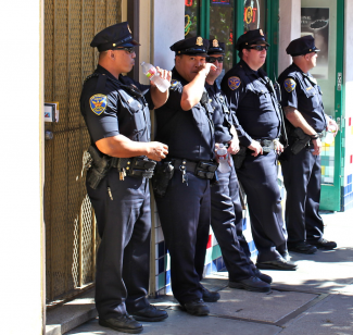 San Francisco police officers