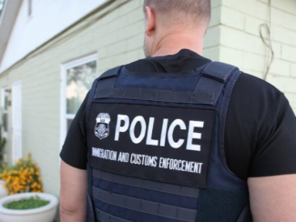 Immigration and Customs Enforcement agent