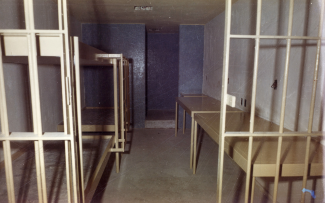 Lecumberri Prison Cell
