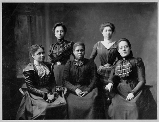 Black Officers of the Women's League