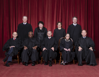 US Supreme Court Justices 2018